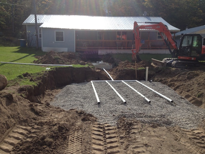 Septic system design installation and repair eric for Design septic system
